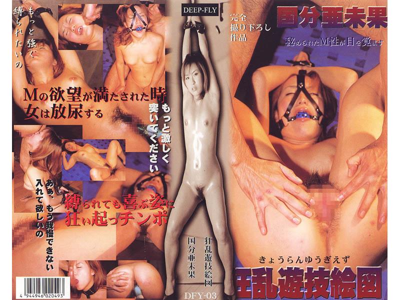 狂乱遊技絵図 国分亜未果 dfy-003